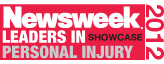 Newsweek 2012 Showcase - Leaders In Personal Injury
