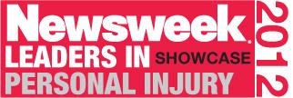 Newsweek 2012 Showcase - Leaders In Personal Injury